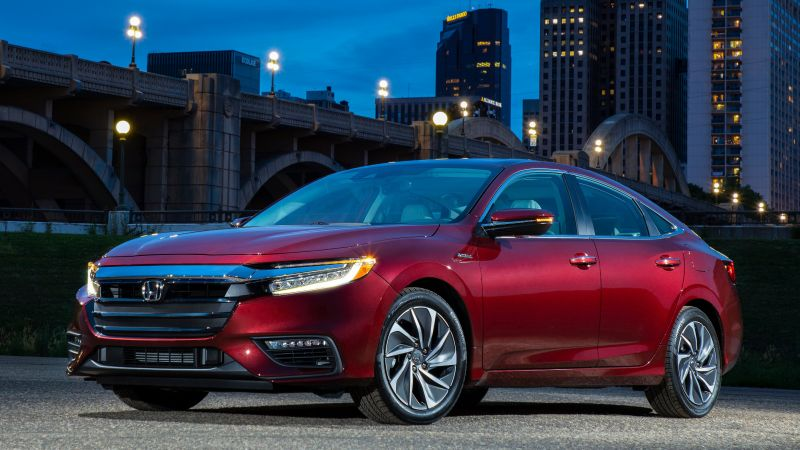 Honda Insight Hybrid, 2019 Cars, 5K (horizontal)