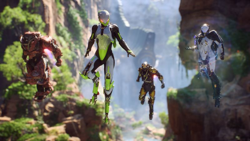 Anthem, E3 2018, screenshot, 4K (horizontal)