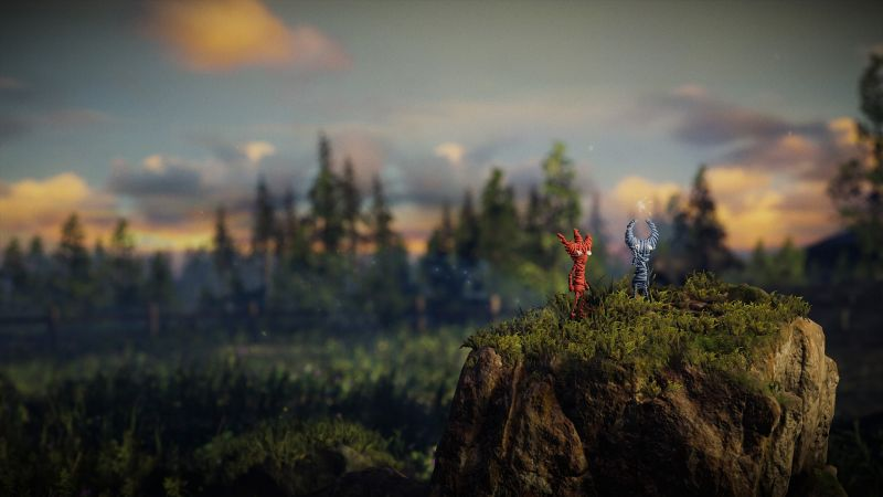 Unravel 2, E3 2018, screenshot, 4K (horizontal)