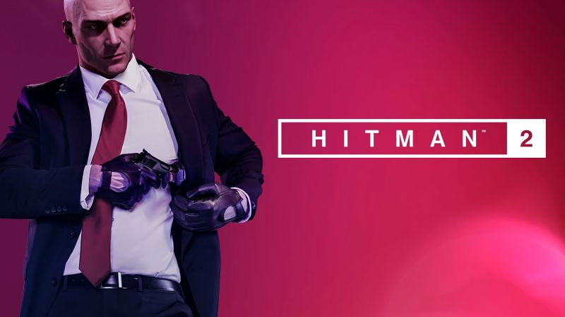 Hitman 2, E3 2018, artwork, poster, 4K (horizontal)