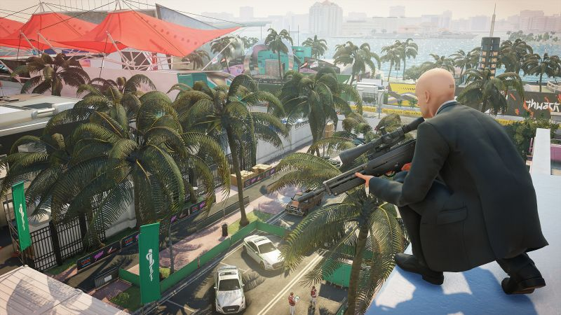 Hitman 2, E3 2018, screenshot, 4K (horizontal)