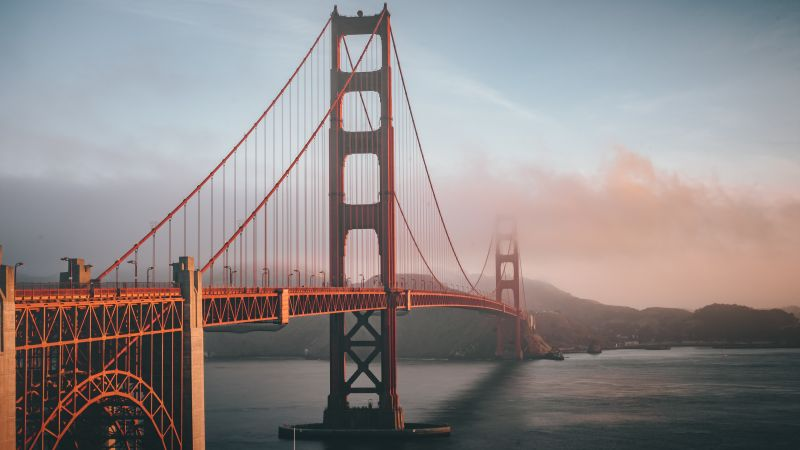 Bridge, Golden Gate, 6K (horizontal)