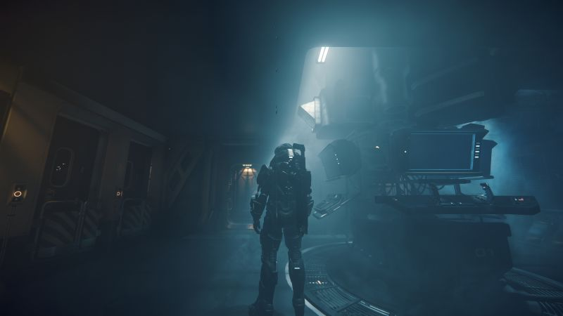 Star Citizen, screenshot, 4K (horizontal)