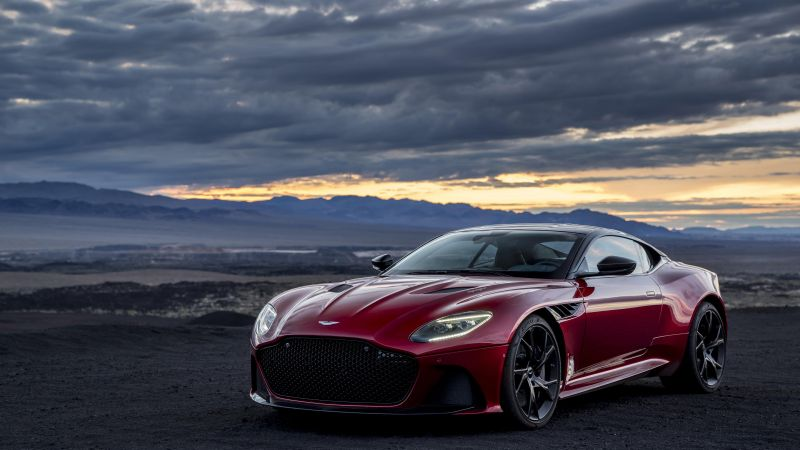 Aston Martin DBS Superleggera, 2019 Cars, 4K (horizontal)