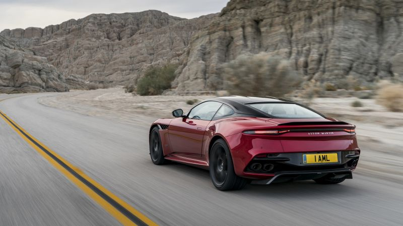 Aston Martin DBS Superleggera, 2019 Cars, 5K (horizontal)