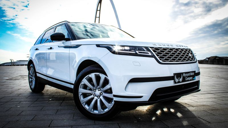 Range Rover Velar S, SUV, 2018 Cars, luxury cars, 5K (horizontal)