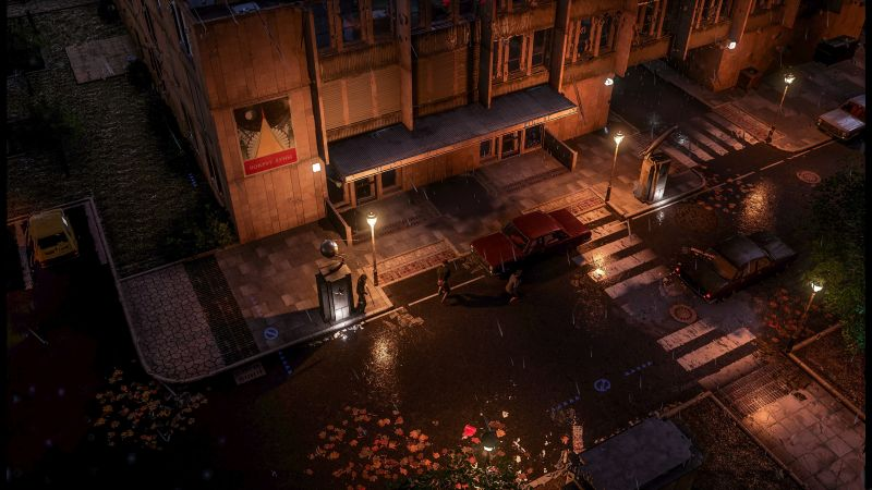 Phantom Doctrine, screenshot, 4K (horizontal)