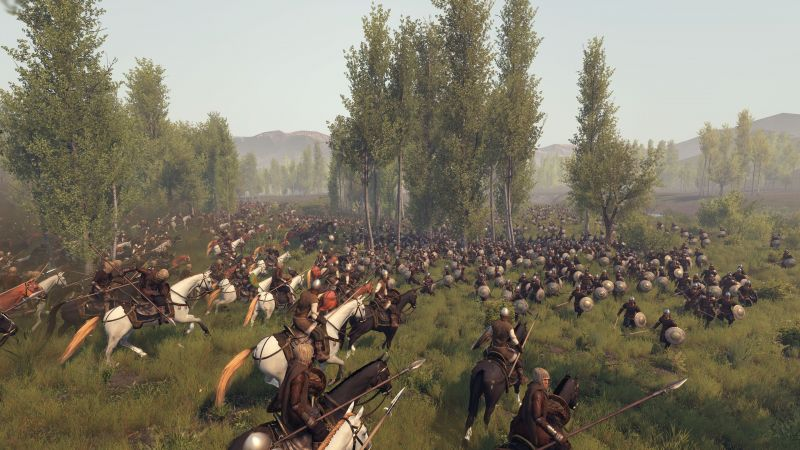 Mount & Blade II: Bannerlord, screenshot, 4K (horizontal)