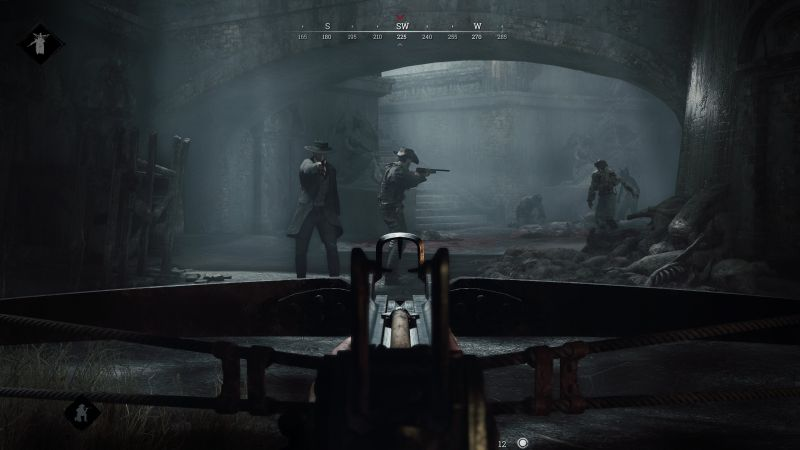Hunt: Showdown, screenshot, 4K (horizontal)