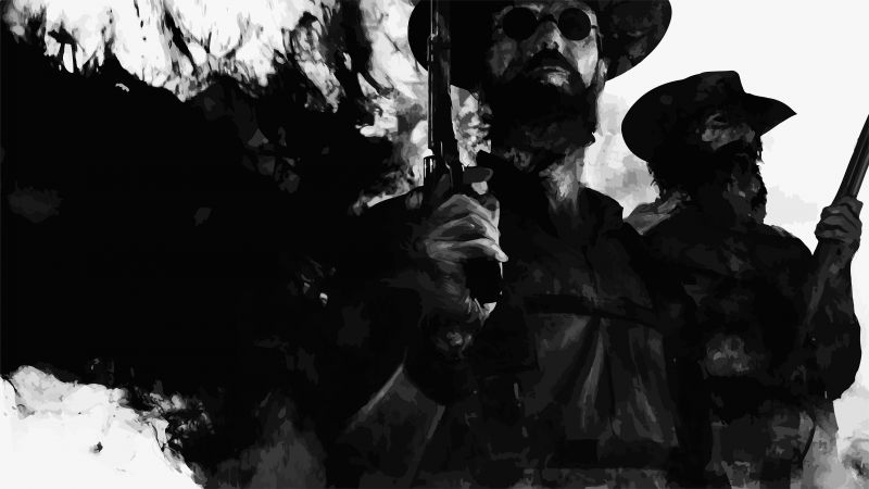 Hunt: Showdown, artwork, poster, 10K (horizontal)