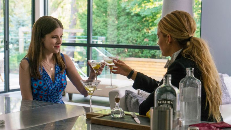 A Simple Favor, Anna Kendrick, Blake Lively, 4K (horizontal)