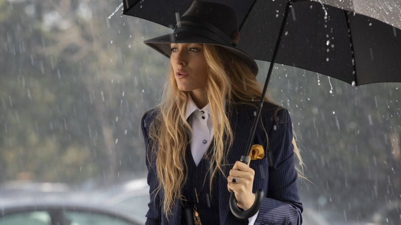 A Simple Favor, Blake Lively, 4K (horizontal)