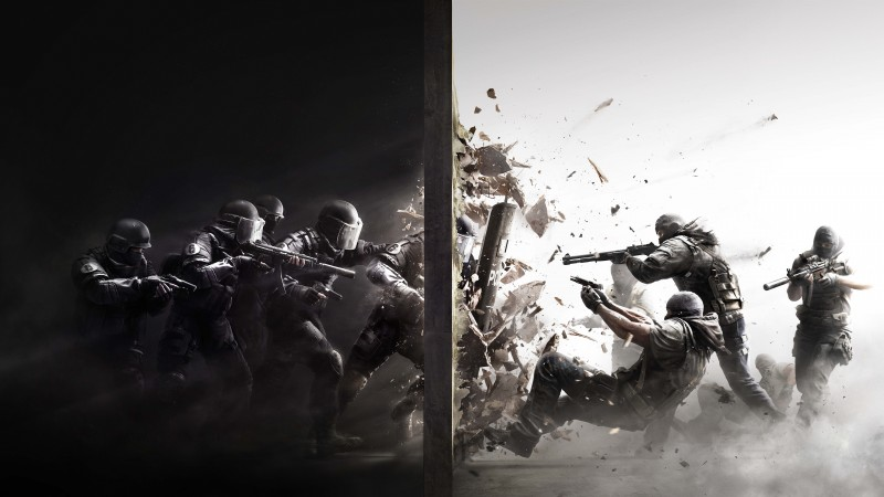 Rainbow Six: Siege, Best Game, shooter, fps, PS, PS4, Xbox One (horizontal)