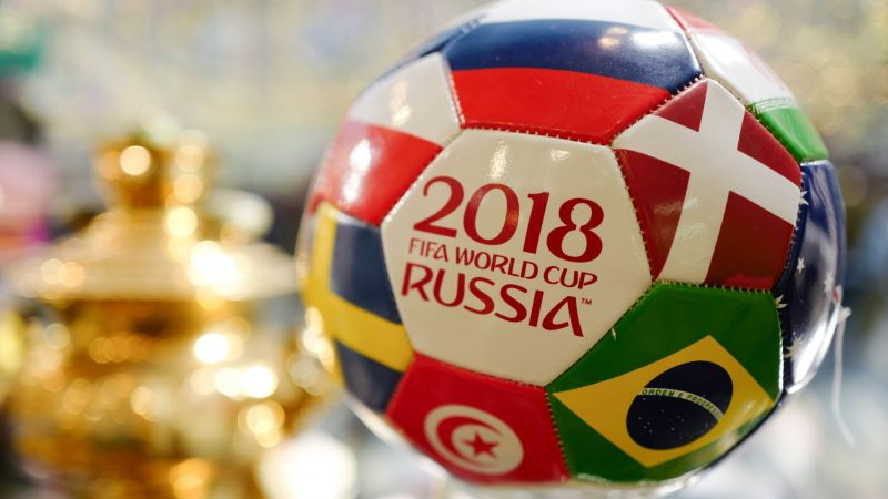 2018 FIFA World Cup Russia, ball, soccer, 5K (horizontal)