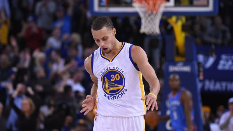 Stephen Curry, Golden State Warriors, NBA, basketball, 4K (horizontal)