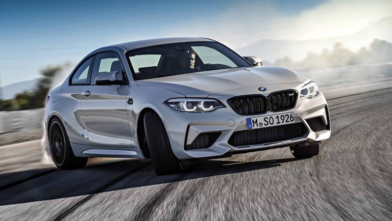BMW M2 Competition, 2019 Cars, 4K (horizontal)