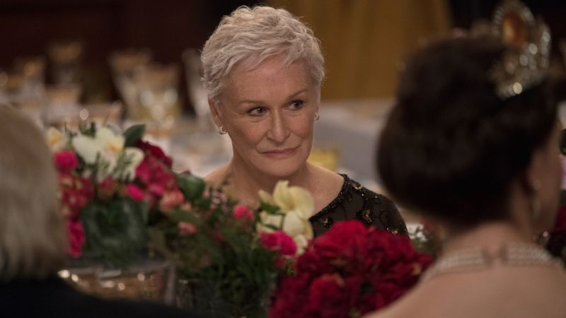 The Wife, Glenn Close, 4K (horizontal)
