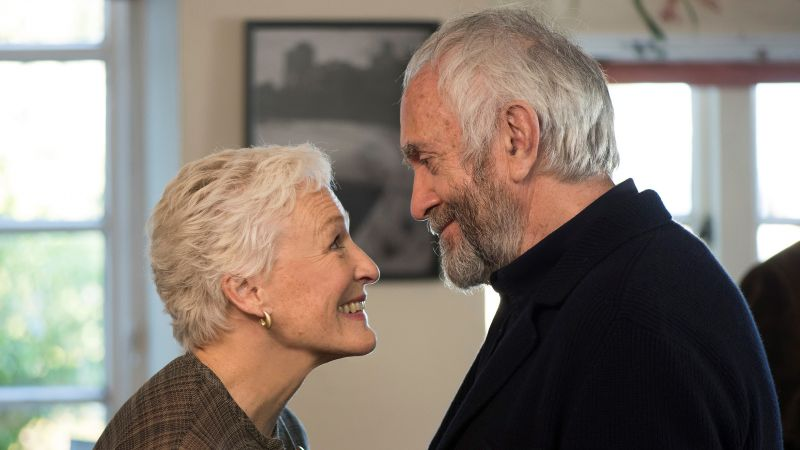 The Wife, Glenn Close, Jonathan Pryce, 4K (horizontal)