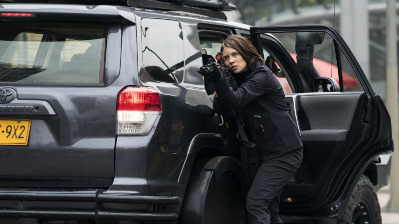 Mile 22, Lauren Cohan, 6k (horizontal)