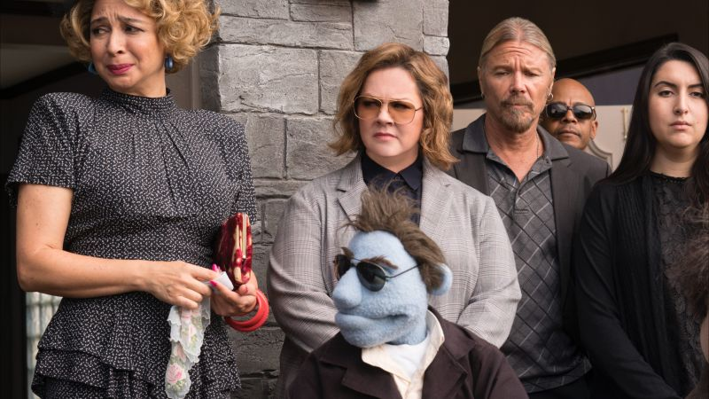 The Happytime Murders, Melissa McCarthy, 4K (horizontal)