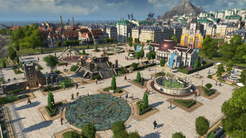 Anno 1800, Gamescom 2018, screenshot, 4K (horizontal)