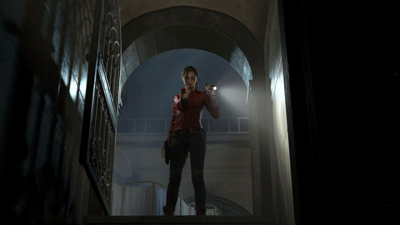 Resident Evil 2, Gamescom 2018, screenshot, 4K (horizontal)