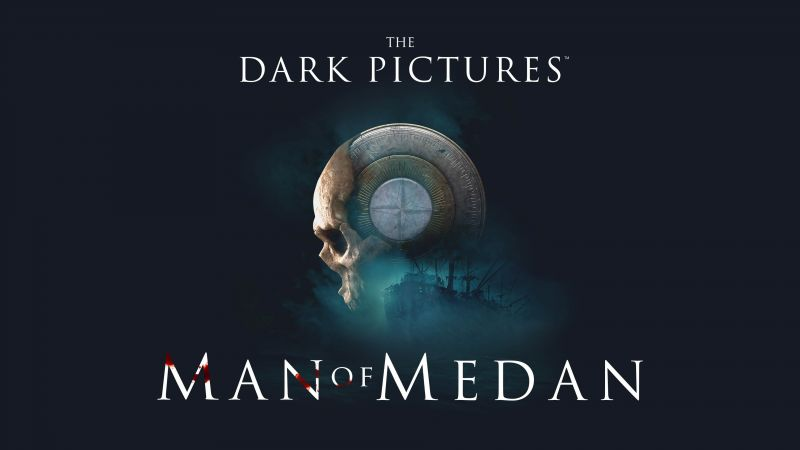 The Dark Pictures - Man of Medan, Gamescom 2018, poster, 4K (horizontal)