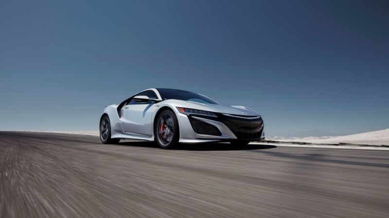 Acura NSX, 2019 Cars, supercar, 8K (horizontal)