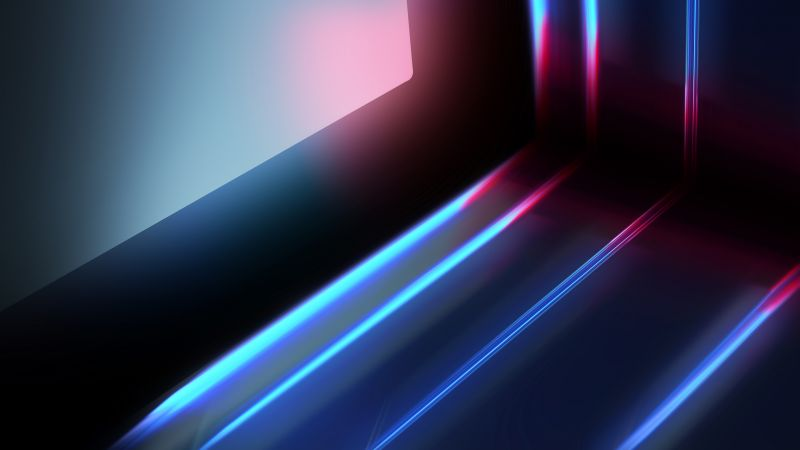 lines, abstract, colorful, 5K (horizontal)