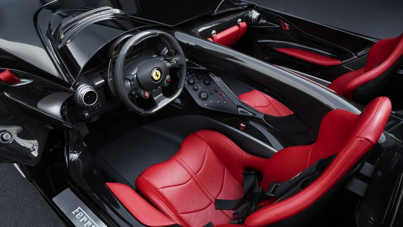 Ferrari Monza SP2, 2019 Cars, supercar, 4K (horizontal)