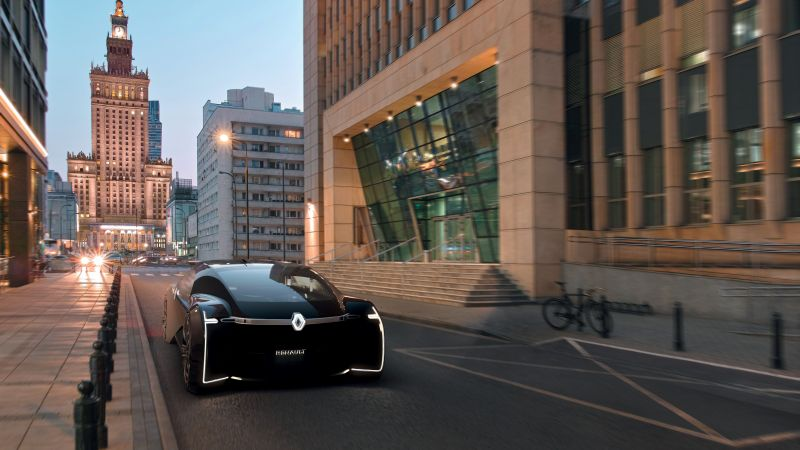 Renault EZ-ULTIMO, electric cars, 5K (horizontal)