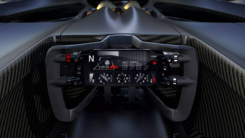 Holden Time Attack, supercar, interior, HD (horizontal)