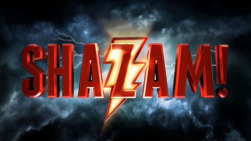 Shazam!, HD (horizontal)
