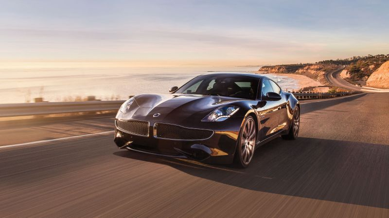 Karma Revero Aliso, 2018 Cars, electric cars (horizontal)