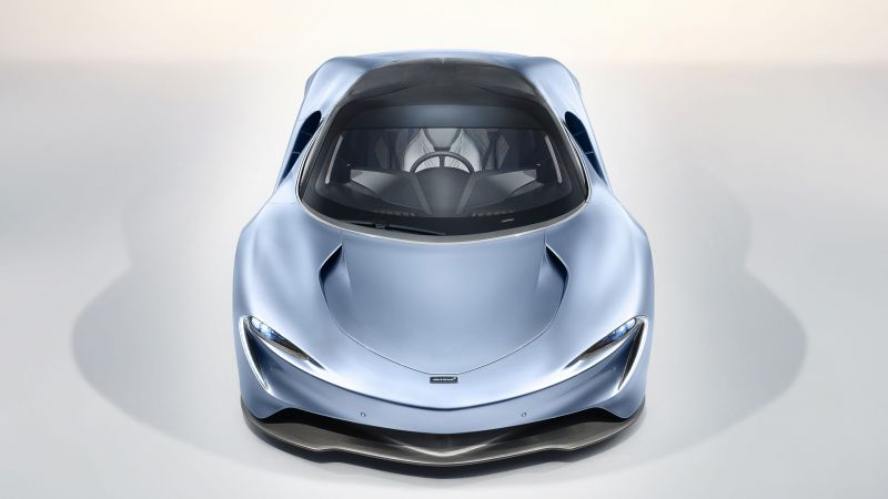 McLaren Speedtail, supercar, electric cars, 4K (horizontal)