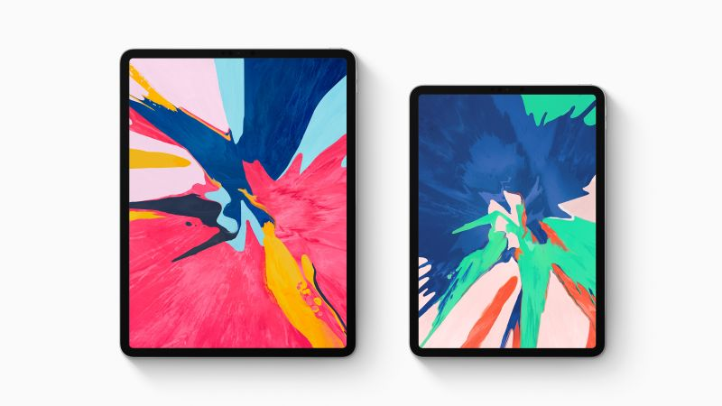 iPad Pro 2018, Apple October 2018 Event, 4K (horizontal)