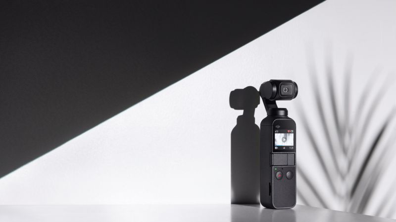 DJI Osmo Pocket, HD (horizontal)