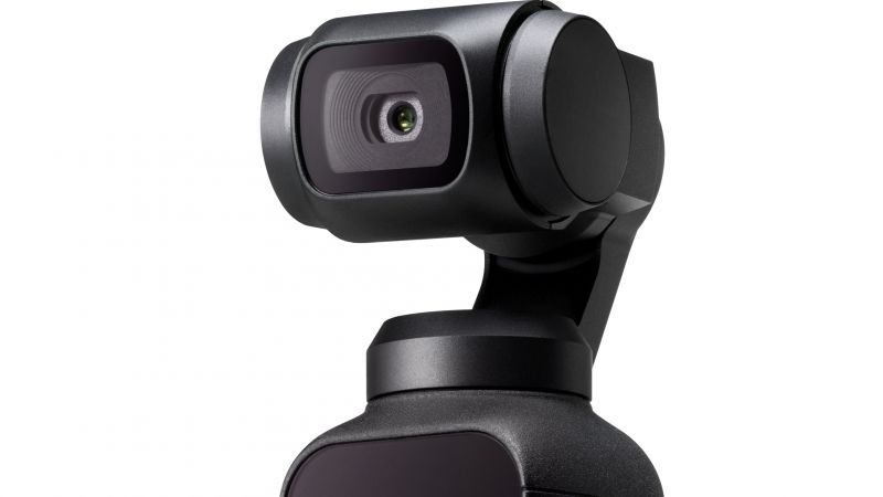 DJI Osmo Pocket, 4K (horizontal)