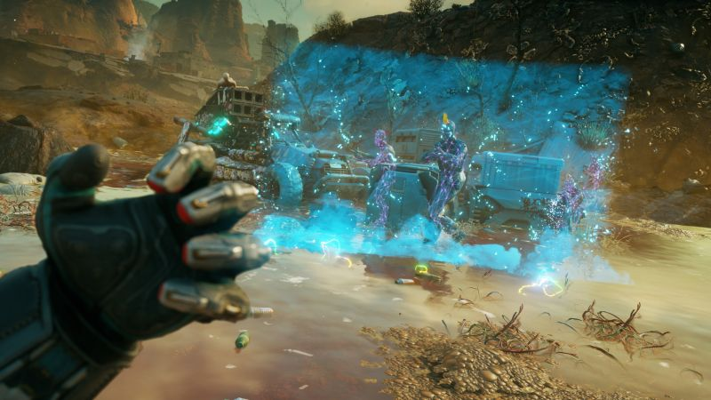 RAGE 2, screenshot, 4K (horizontal)