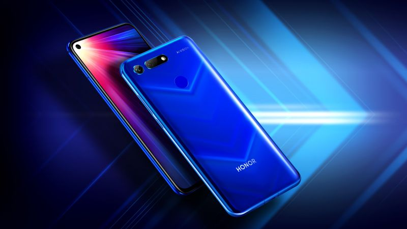Honor View 20, 5K (horizontal)