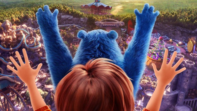 Wonder Park, poster, HD (horizontal)