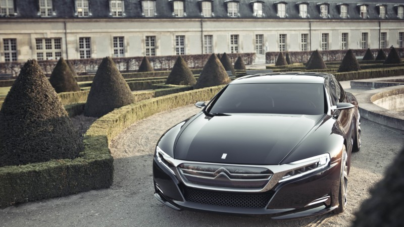 Citroen DS9, supercar, NUMERO 9, concept, luxury cars, 2015 car, Citroen, Metropolis, mansion (horizontal)
