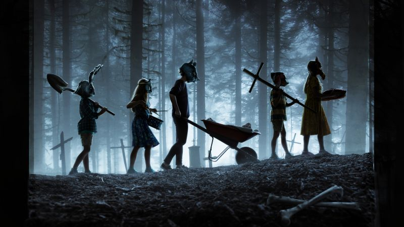 Horror Wallpapers Horror Images In Hd 4k 5k 8k Free