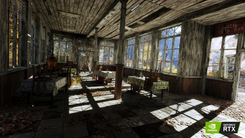 Metro Exodus, screenshot, 8K (horizontal)