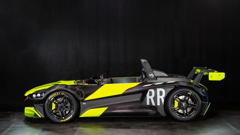 VŪHL 05RR, supercar, 2019 Cars, 5K (horizontal)