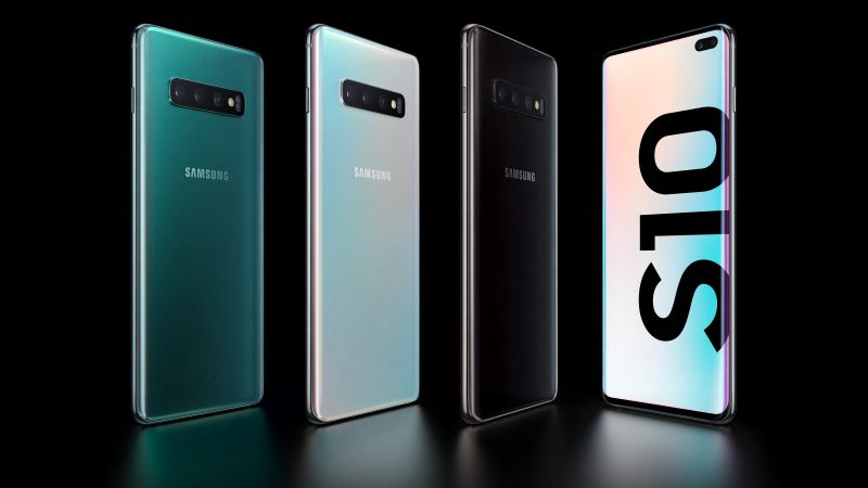 Samsung Galaxy S10, Unpacked 2019, SamsungEvent, 8K (horizontal)