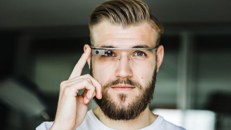 Google Glass Enterprise Edition 2 (horizontal)