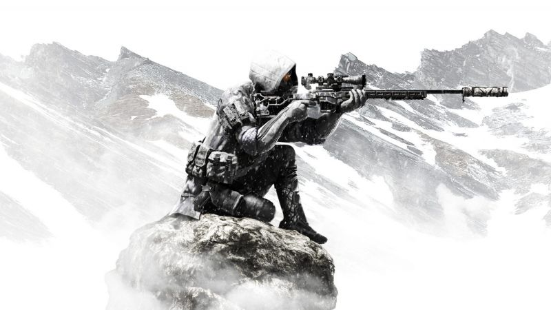 Sniper Ghost Warrior Contracts, E3 2019, poster, HD (horizontal)