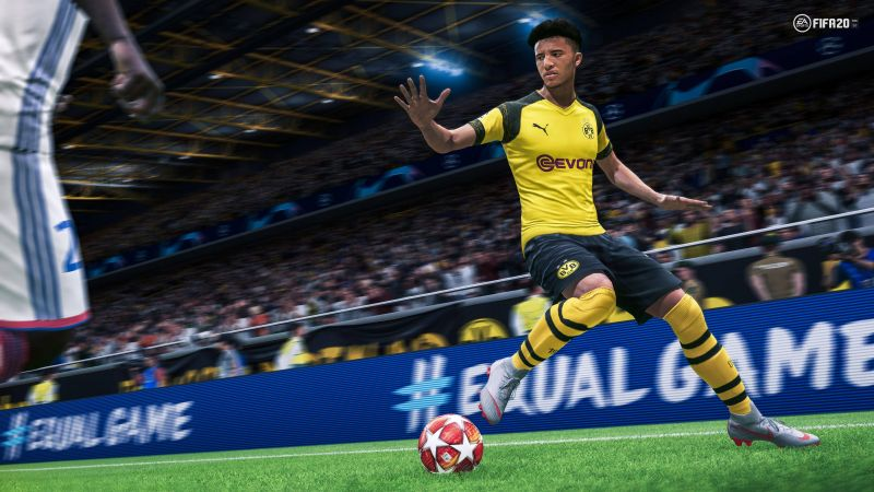 FIFA 20 Volta, E3 2019, screenshot, 4K (horizontal)