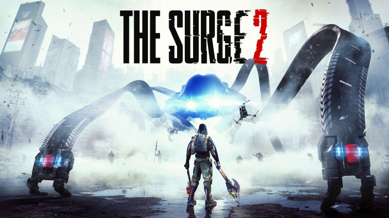 The Surge 2, E3 2019, poster, 8K (horizontal)